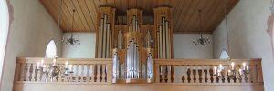 Orgel-Konzerreihe – 17. August 2018