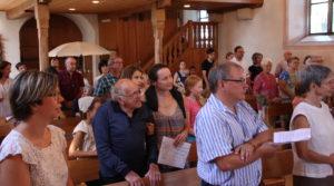 Ökumenischer Gottesdienst zum Schulanfang